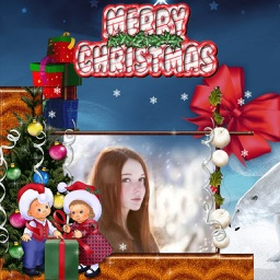 Xmas Tree HD Frame