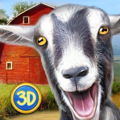 Farm Goat Simulator: Animal Quest 3D Full