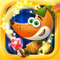 Tim the Fox - Puzzle - Fairy Tales Free