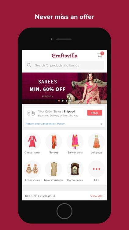 Craftsvilla Online Shopping By Craftsvilla Handicrafts Private Limited