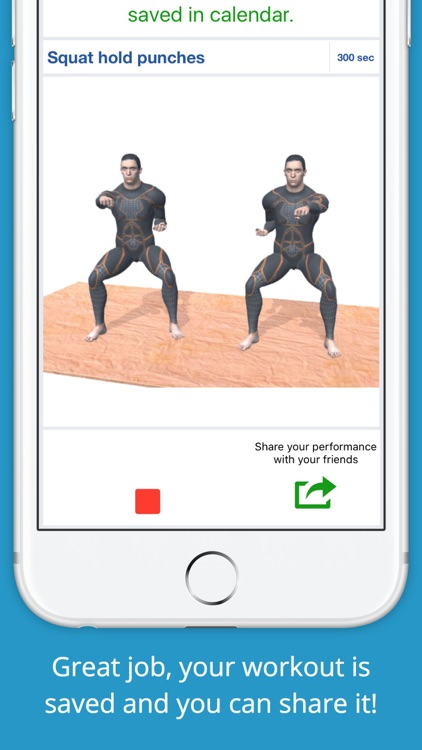 Fist of Fury Martial Arts Workout Challenge Free screenshot-3