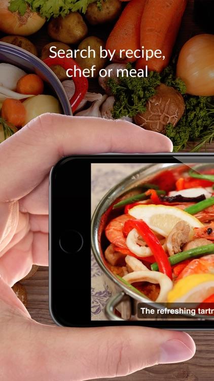 Fish & Seafood Recipes: Food recipes for healthy screenshot-3