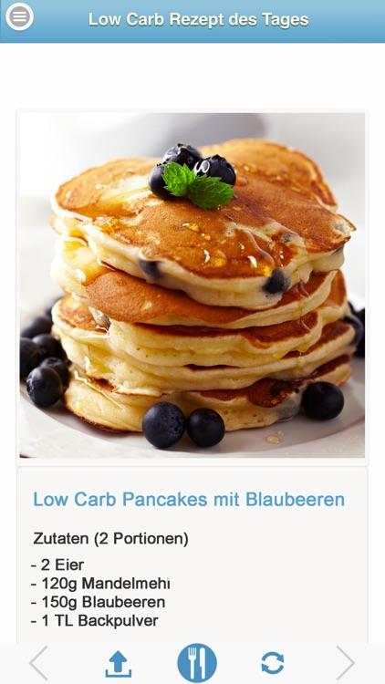 Low Carb Rezept des Tages - LowCarb Rezepte screenshot-3