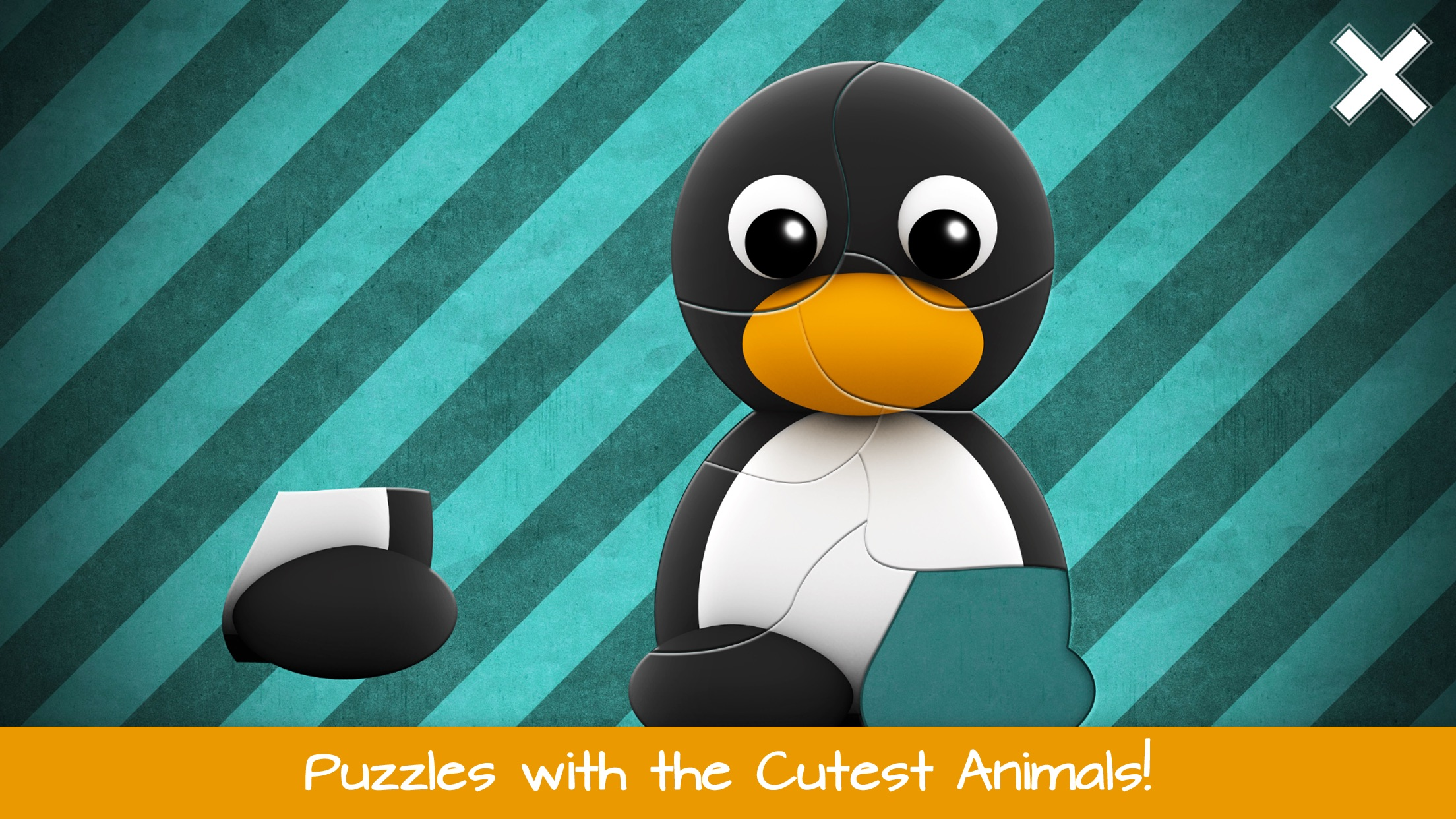 Great Preschool Games: Puzzles for 2 Year Old Kids Screenshot