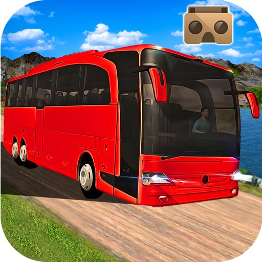 Vr Off-Road Bus Simulator