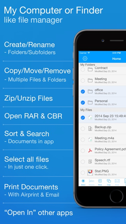 File Pro - Easy Files & PDF screenshot-1