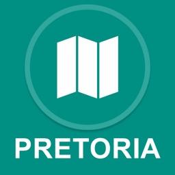 Pretoria, South Africa : Offline GPS Navigation