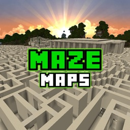 Maze Maps for Minecraft PE - The Best Maps for Minecraft Pocket Edition (MCPE)
