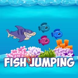 Fish Jumping and Dodge Shark