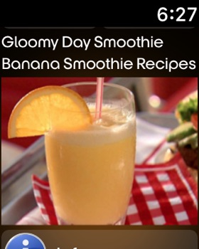 Smoothie Recipes Info Kit screenshot 14