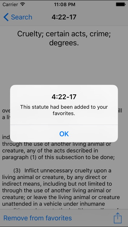 NJLaw - Title 4 - Agriculture / Domestic Animals screenshot-4
