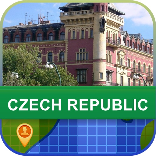 Offline Czech Republic Map - World Offline Maps