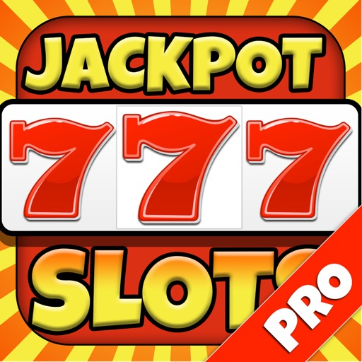 777 Jackpot Slots - Classic Vegas Casino Slot Machine Game - Pro Edition