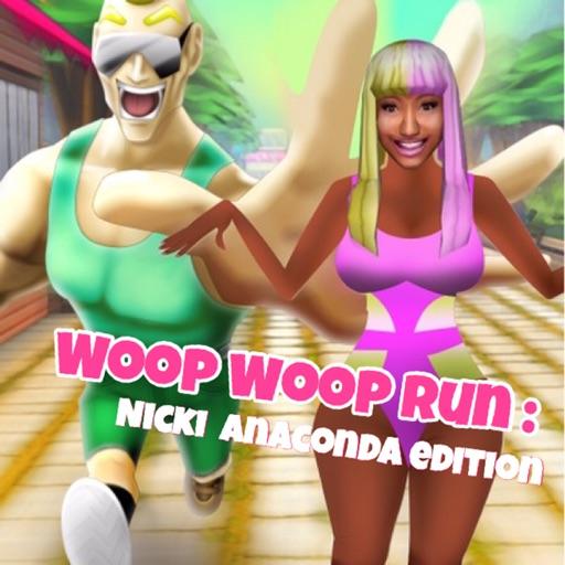 WoopWoopRun for Nicki Minaj free software for iPhone and iPad