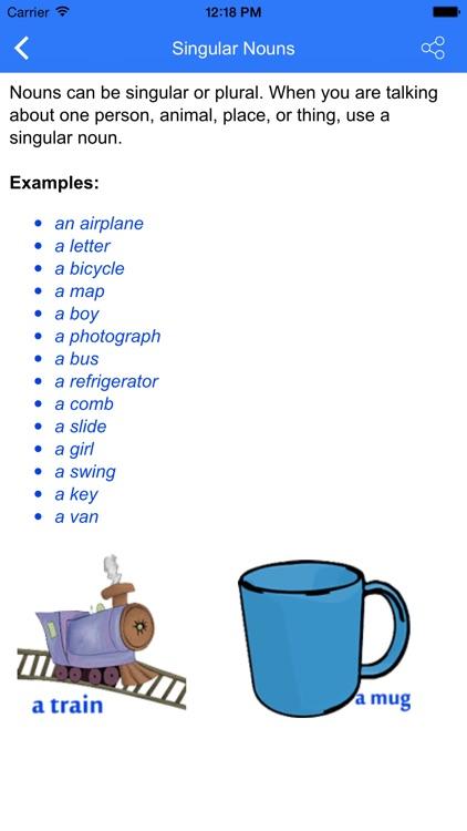 Kids English Grammar