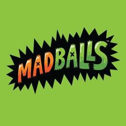 Madballs Sticker Pack