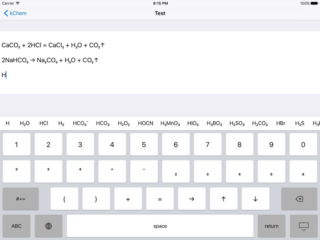 Kchem Chemistry Keyboard Online Game Hack And Cheat Gehack