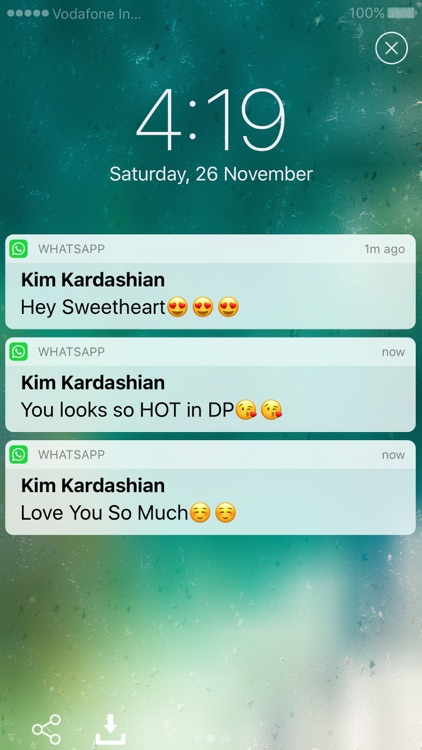 Prank For Messenger - Create Fake Chat & Fake Text
