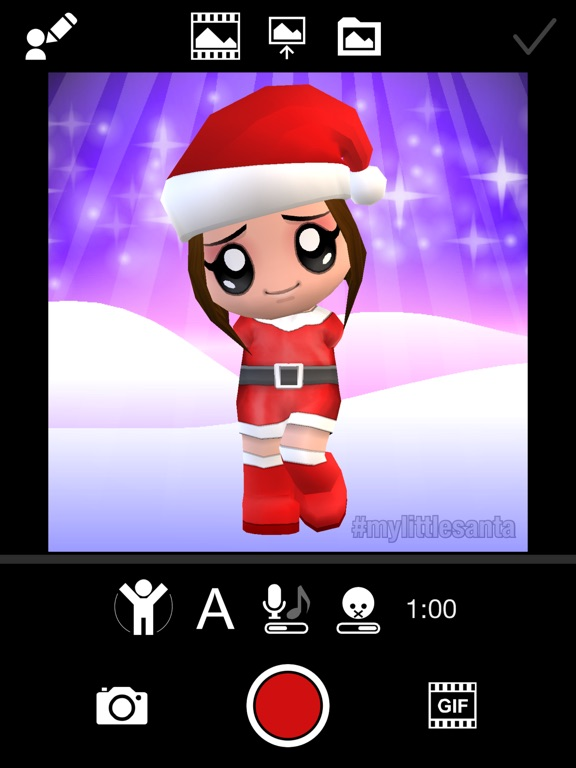Screenshot #1 for My Little Santa