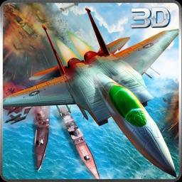 Jet Fighter War Airplane - Combat Fighter