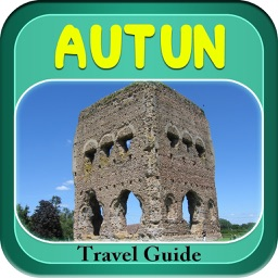Autun Offline Map City Guide