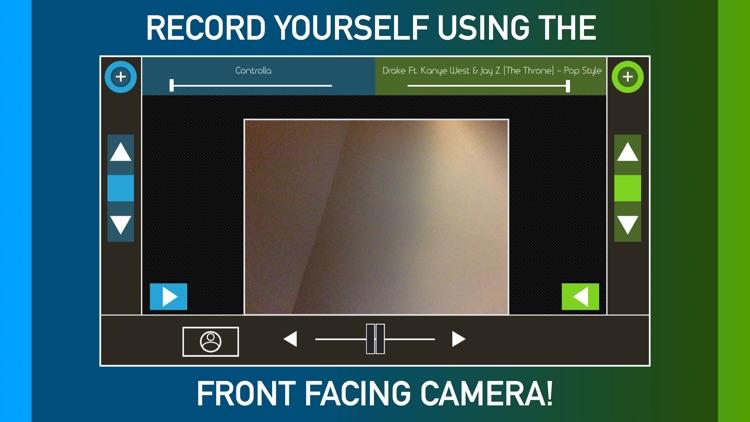 DJ Record Screen Music & Voice screenshot-3