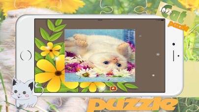 Big cats puzzles jigsaw everyday for toddler screenshot three