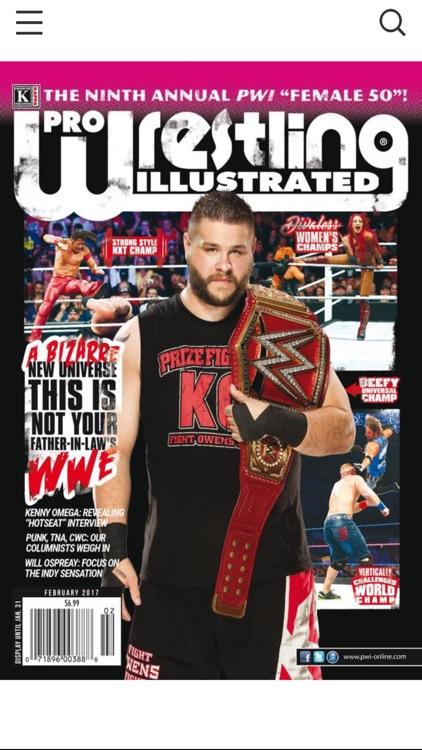 Pro Wrestling Illustrated