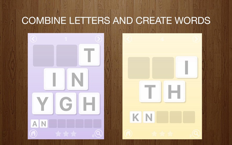 Word Games Order Letters And Create Words App Price Drops