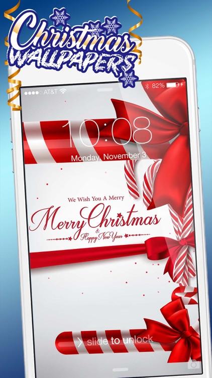 Christmas Wallpaper Collection Winter Background screenshot-4