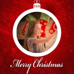 Xmas Jingle bell Hd Frames - Art Photo frame