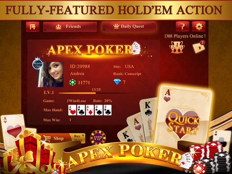 Free Poker-Texas Holdem HD