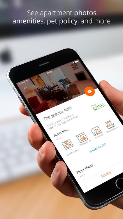 Apartment Search by RENTCafé screenshot-3