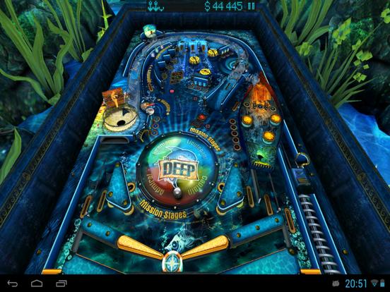 Скачать игру Pinball HD: Classic Arcade, Zen + Space Games