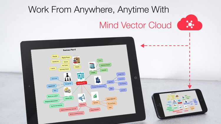 Mind Vector- Mind Mapping & Brainstorming screenshot-4