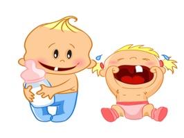 Child Cute Sticker Pack 02