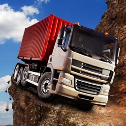 Extreme Off-Road Cargo Truck Driving Simulator 3D