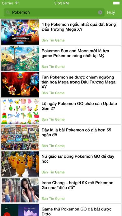 Gamehub - Mạng xã hội dành cho game thủ Việt screenshot three