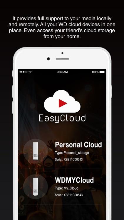 EasyVideo for WD MyCloud