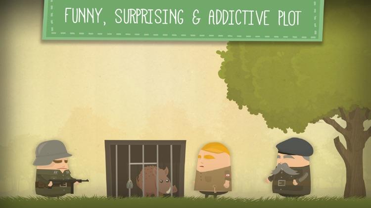 Enigma: Tiny Spy - Point & Click Adventure Game