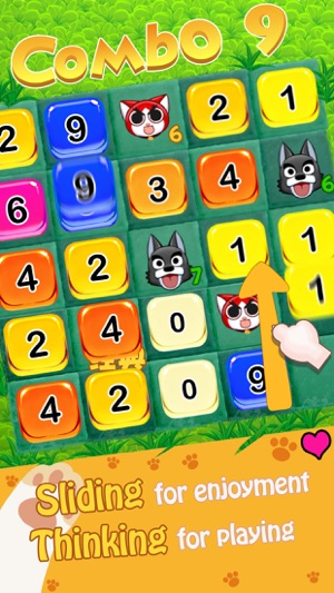 2048 Cats Dogs Kitty Puppy Fight On The App Store