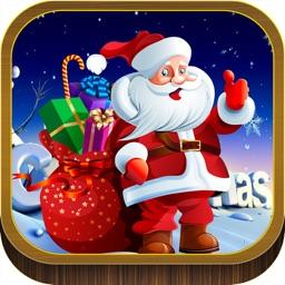 Santa Claus Photo Sticker Editor & Xmas Cards Make