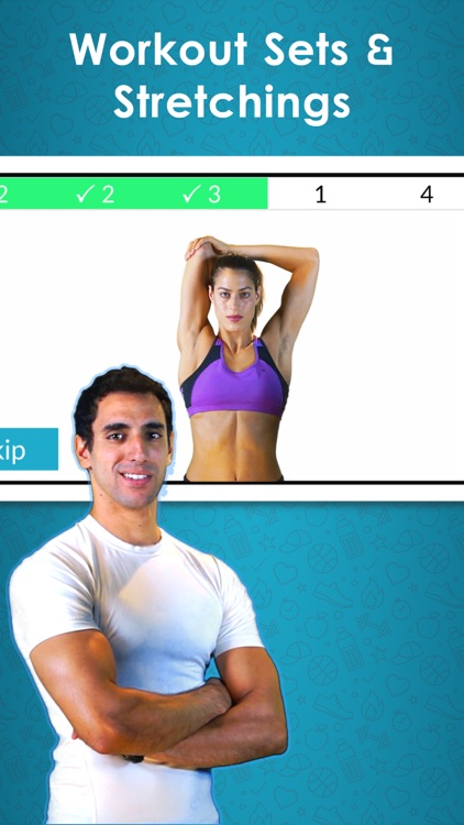 Nose Push Ups: Chest Fitness & Breast Workout screenshot-3