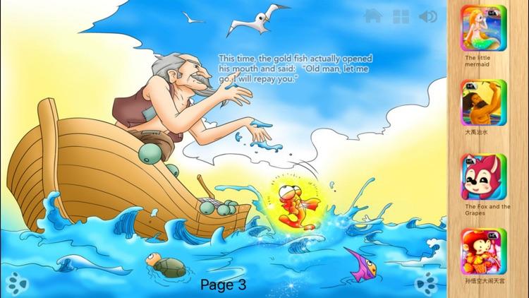 Fisherman and the Goldfish screenshot-3