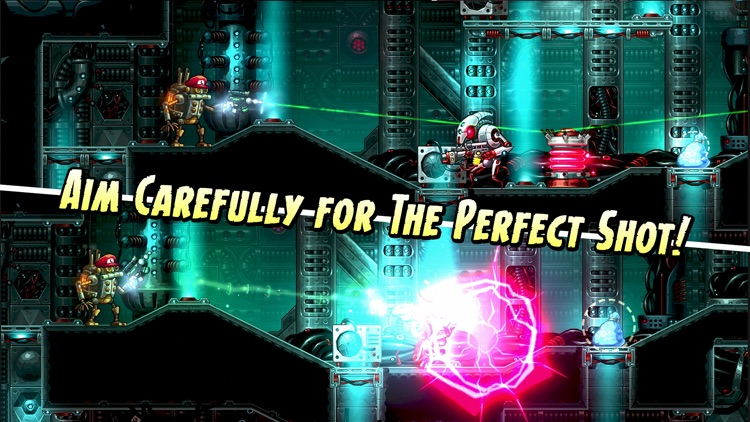 SteamWorld Heist screenshot-3