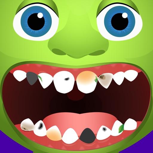 Monster Dentist - Little Halloween Doctor Kid Game