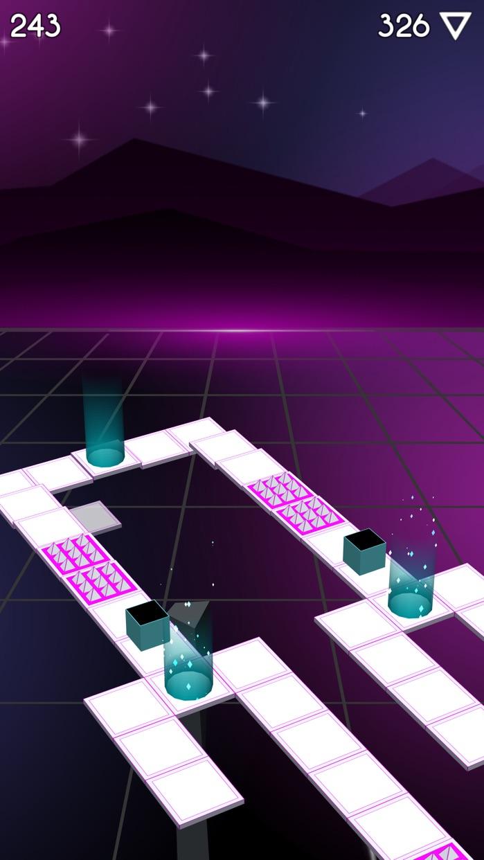 Neon Horizon Screenshot