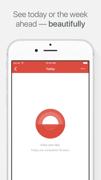 Todoist: Todo List for Organizing Work and Errands app image