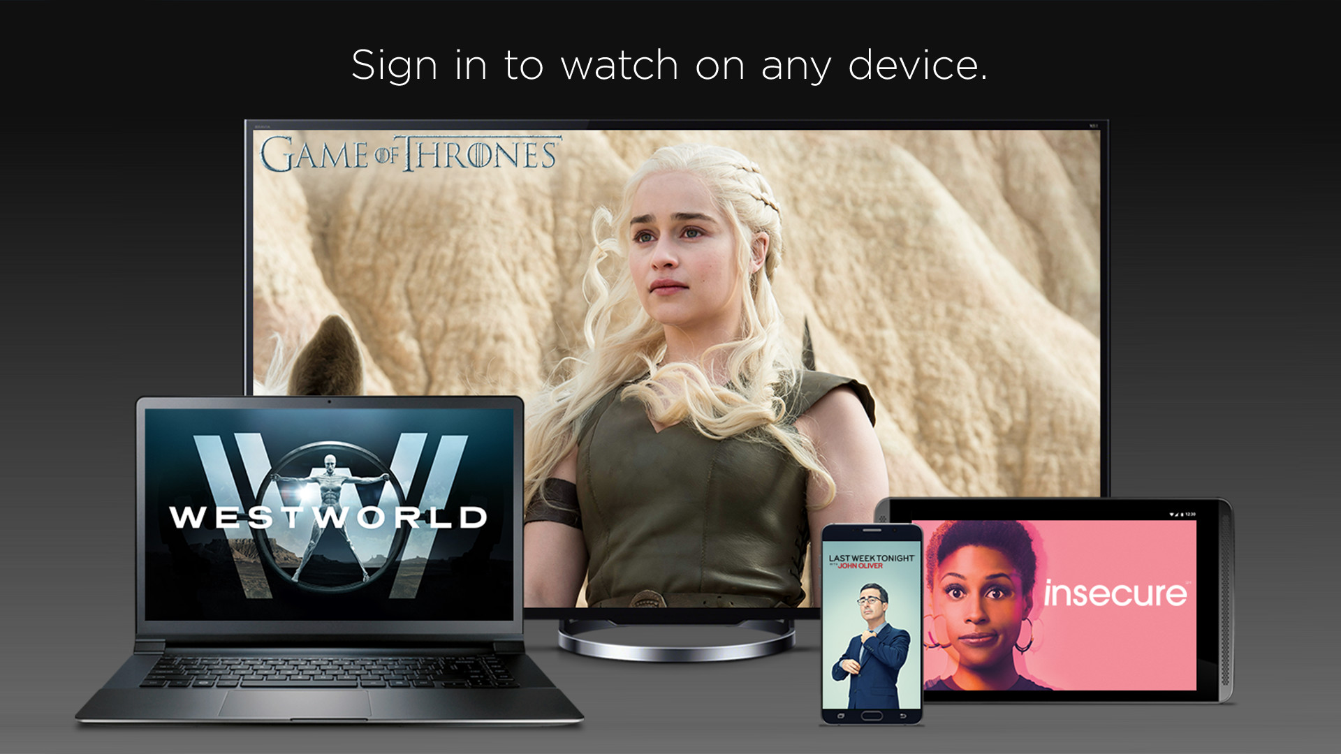 HBO GO: Stream with TV Package | Apps | 148Apps