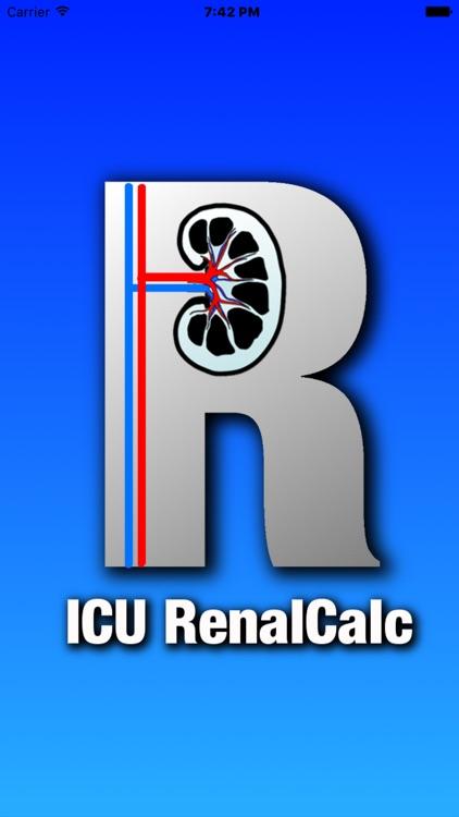 I.C.U. RenalCalc